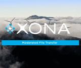 Moderated File Transfer with XONA